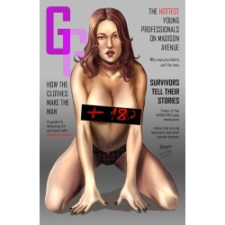 Gateway Girls - March 2021 Anna - GG Magazine Cover Girl ( NSFW )