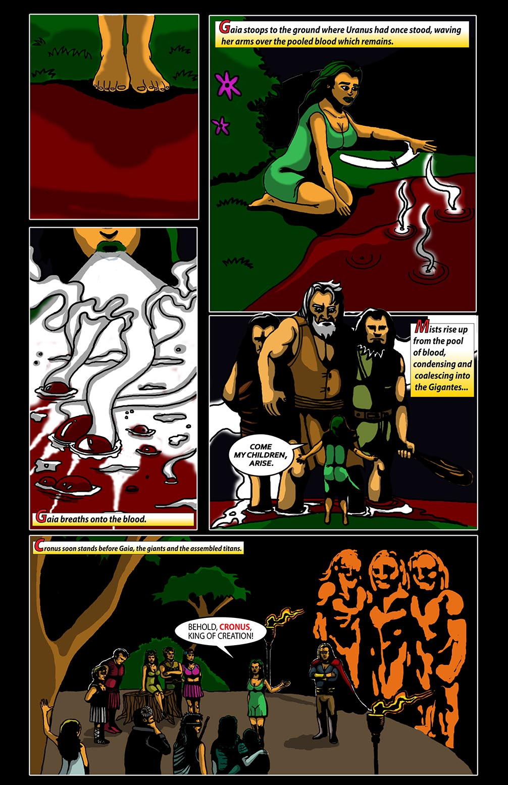 Hellenistic Mysteries #1 Page 16