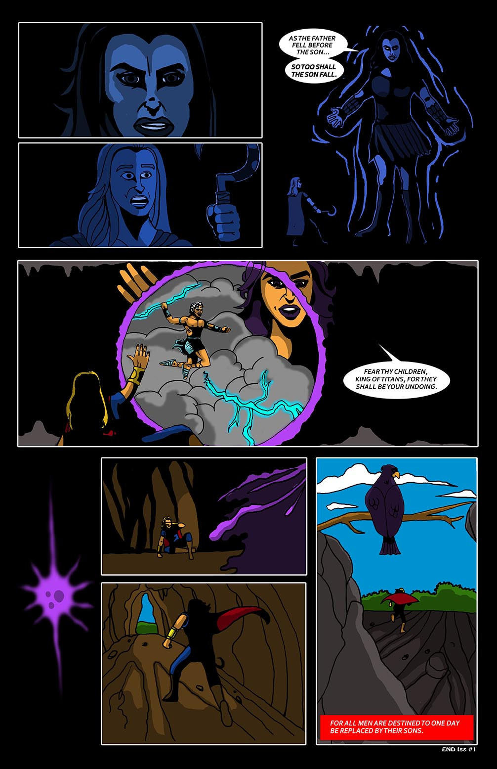 Hellenistic Mysteries #1 Page 24
