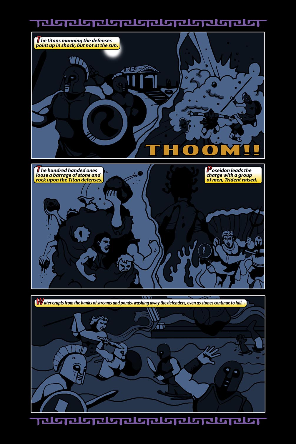 Hellenistic Mysteries #4 Page 17