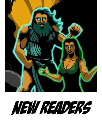Hellenistic Mysteries New Readers