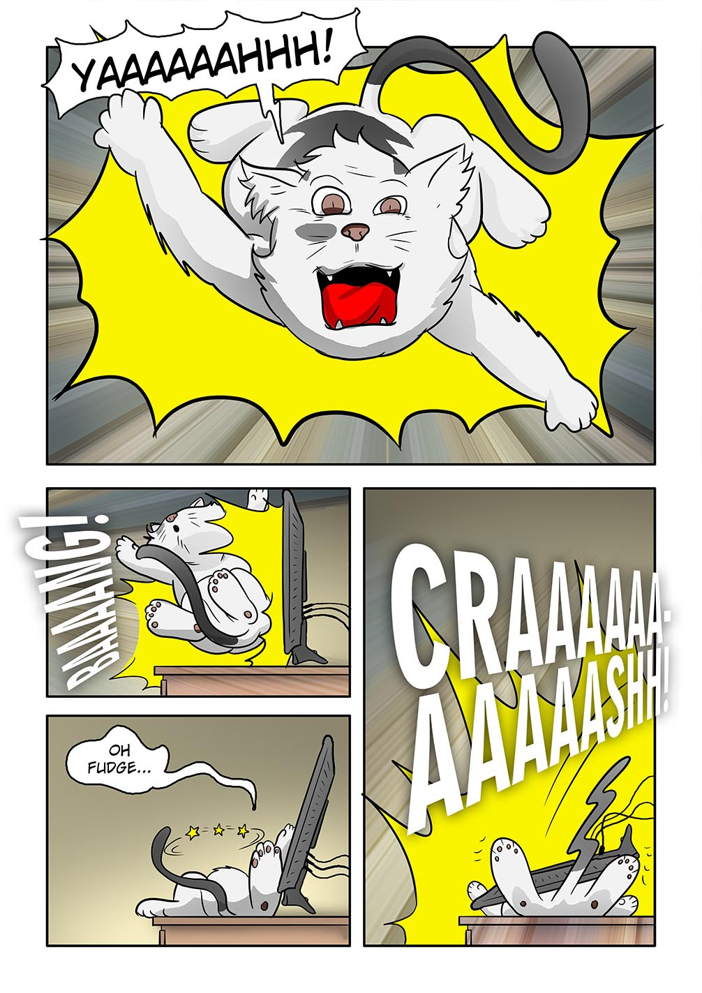 Super Cat Episode 26