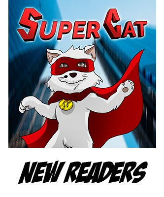 Super Cat New Readers