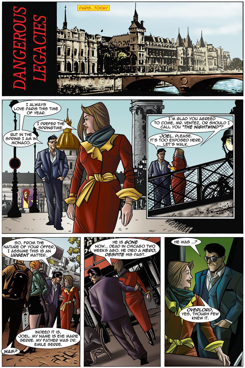 Gateway Legends #1 (2012) Page 13