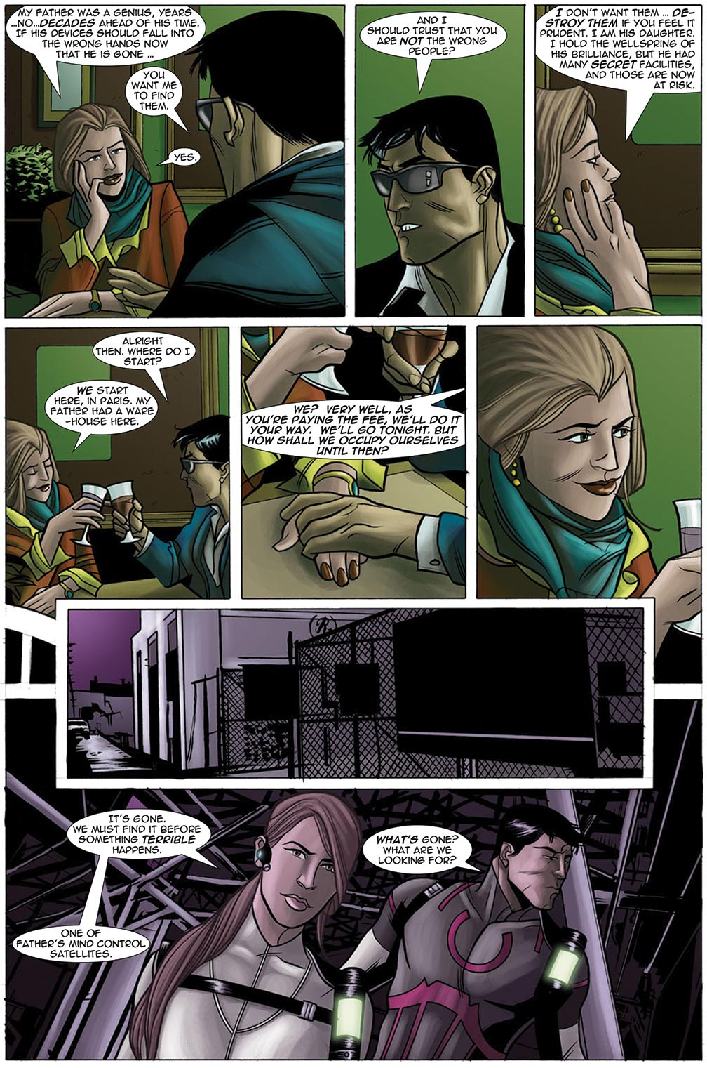Gateway Legends #1 (2012) Page 14