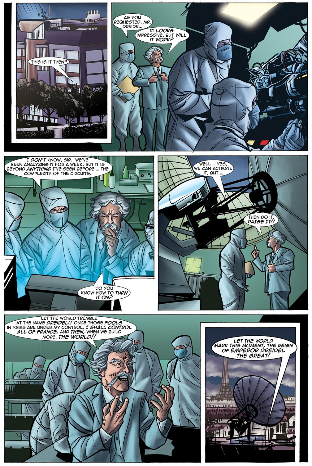 Gateway Legends #1 (2012) Page 15