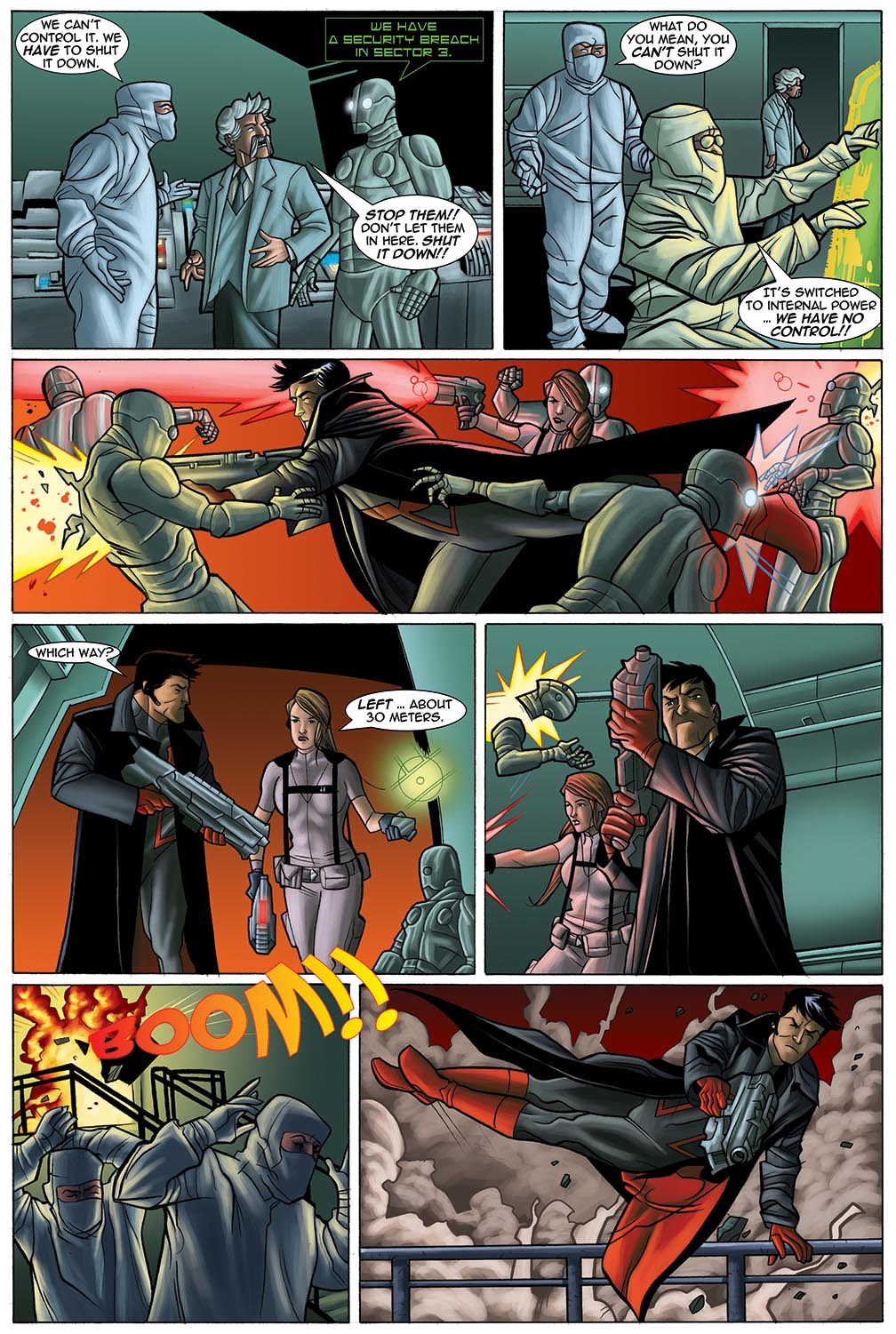 Gateway Legends #1 (2012) Page 20
